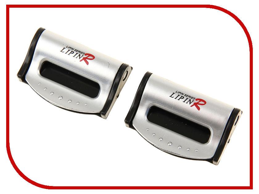 Аксессуар Зажимы для ремня безопасности Torso Grey 2 шт 859778 аксессуар чайник torso el 3 12v 2858217