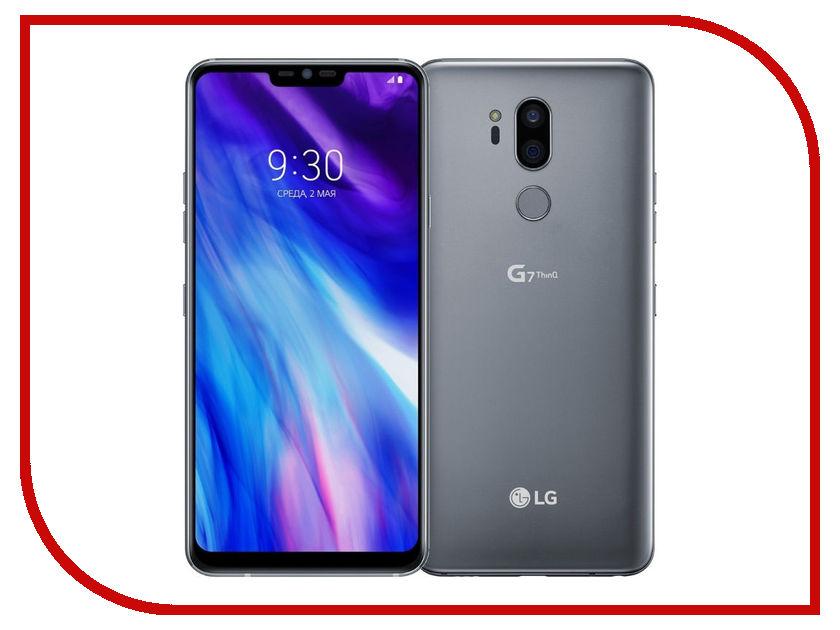 Сотовый телефон LG G7 ThinQ 64GB Platinum цены онлайн