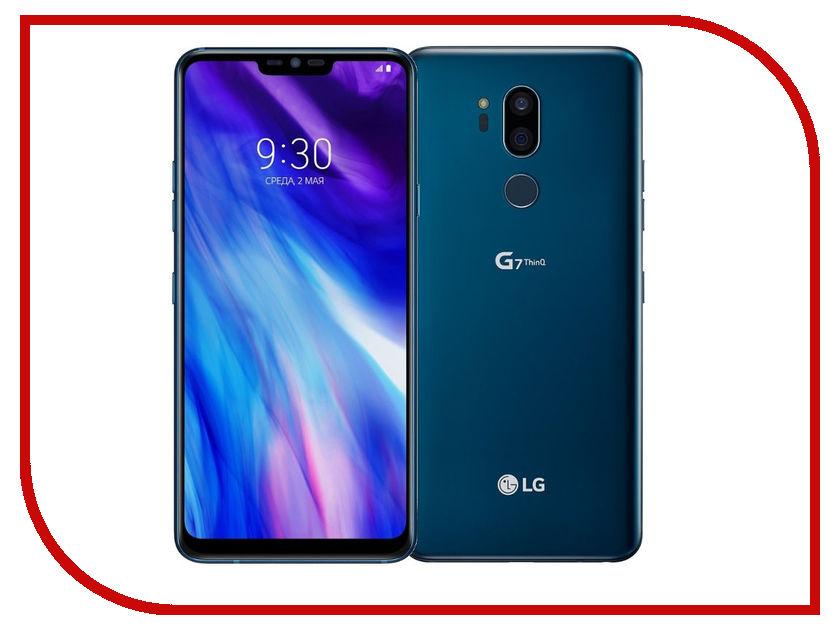 Сотовый телефон LG G7 ThinQ 64GB Blue цены онлайн