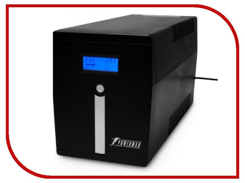 Источник бесперебойного питания Powerman Smart Sine 2000 источник бесперебойного питания ippon back power pro lcd 600