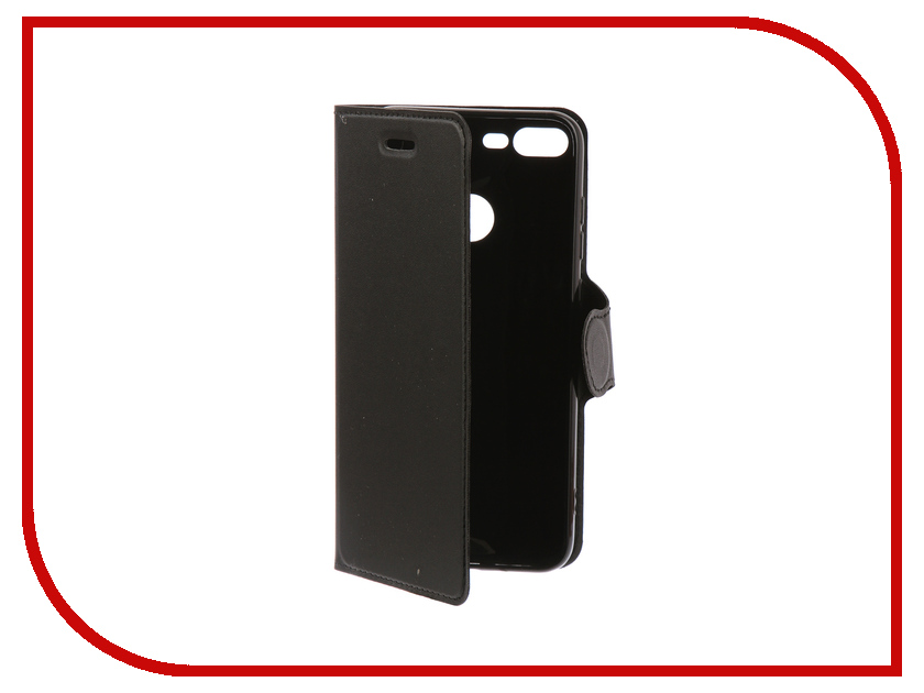 Аксессуар Чехол для Huawei Honor 9 Lite Red Line Unit Black УТ000015065 1more super bass headphones black and red