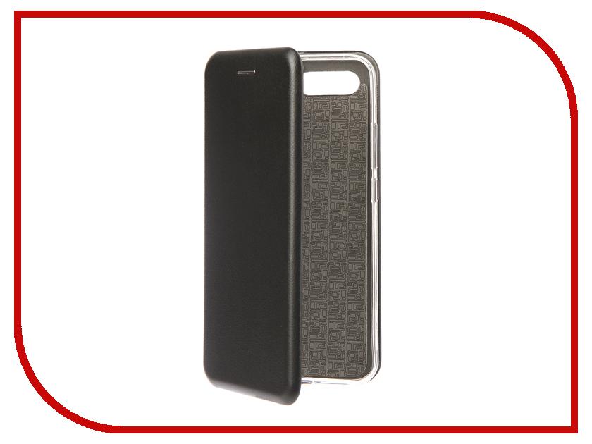 Аксессуар Чехол для Huawei Honor 10 Red Line Unit Black УТ000015442 аксессуар чехол для huawei p smart enjoy 7s red line unit black ут000014362