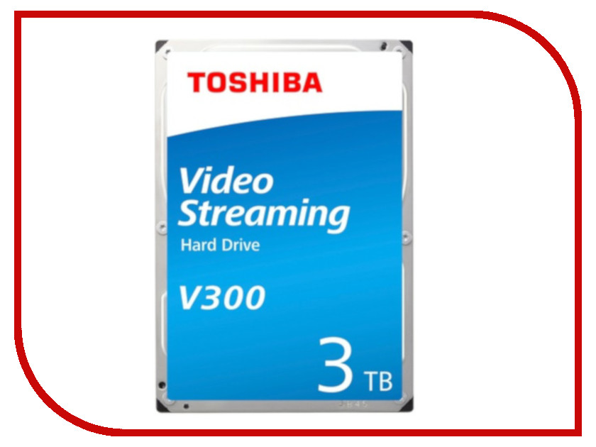 Жесткий диск Toshiba HDWA130UZSVA 3Tb тонер toshiba т 2840e