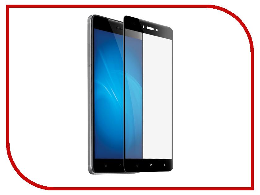 Аксессуар Защитное стекло для Xiaomi Redmi 5A Red Line Full Screen Tempered Glass Black УТ000014579 аксессуар защитное стекло xiaomi redmi 4x 5 0 red line full screen tempered glass black