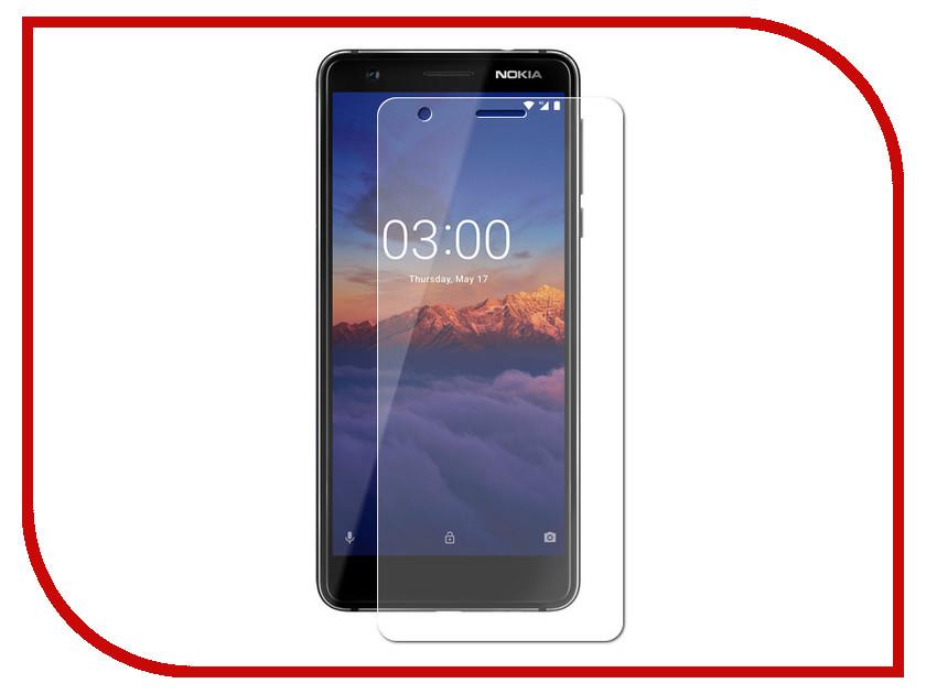 Купить Аксессуар Защитное стекло для Nokia 3.1 Red Line Tempered Glass УТ000015804