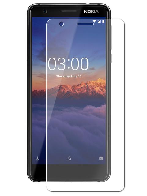 все цены на Аксессуар Защитное стекло Red Line для Nokia 3.1 Tempered Glass УТ000015804 онлайн