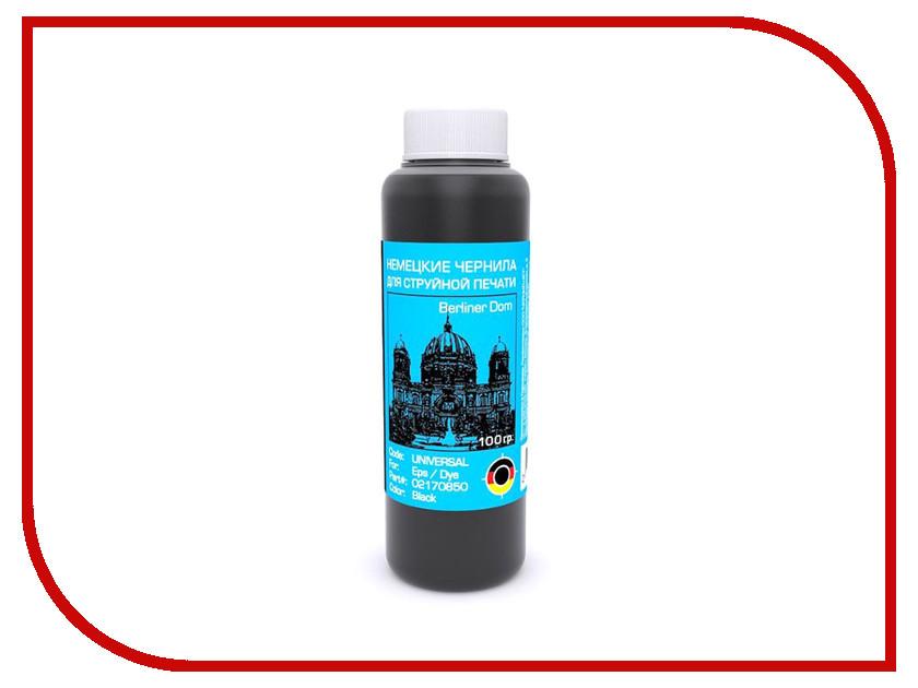 Тонер Bursten Black для картриджей EPS водорастворимые 100g europower eps 103 de 25
