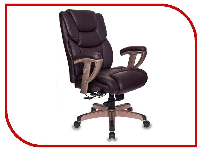 Компьютерное кресло Бюрократ T-9999 Brown