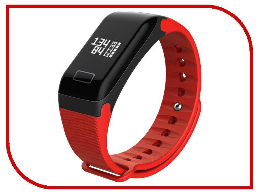 Умный браслет ZDK Z1 Red умный браслет zdk m2 black