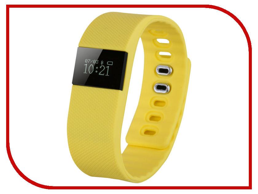 Умный браслет ZDK TW64 Yellow умный браслет zdk m2 black
