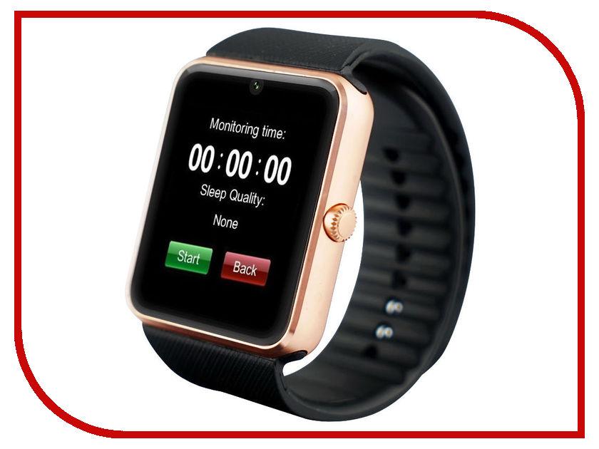Умные часы ZDK GT08 Gold умные часы zdk v8 silver pink
