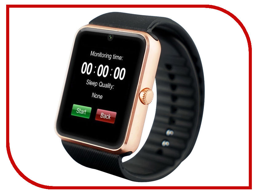 лучшая цена Умные часы ZDK GT08 Gold