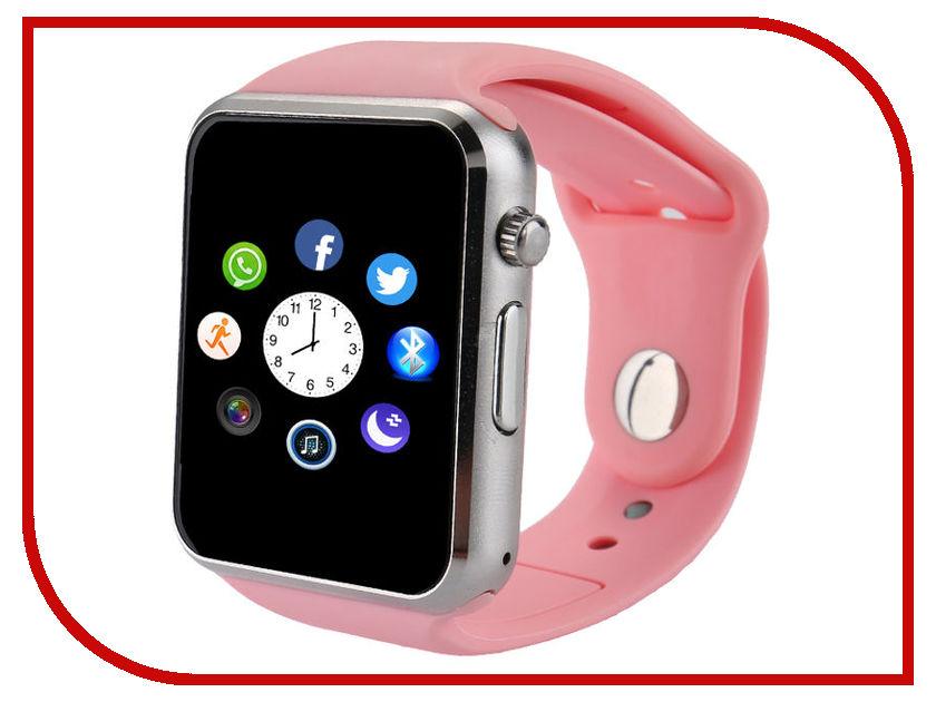 Умные часы ZDK A1 Pink умные часы zdk v8 silver pink