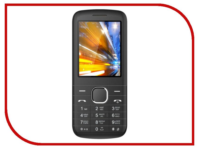 Сотовый телефон VERTEX D521 Grey сотовый телефон vertex s106 flip pink