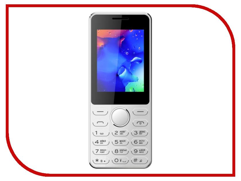 Сотовый телефон VERTEX D529 Silver сотовый