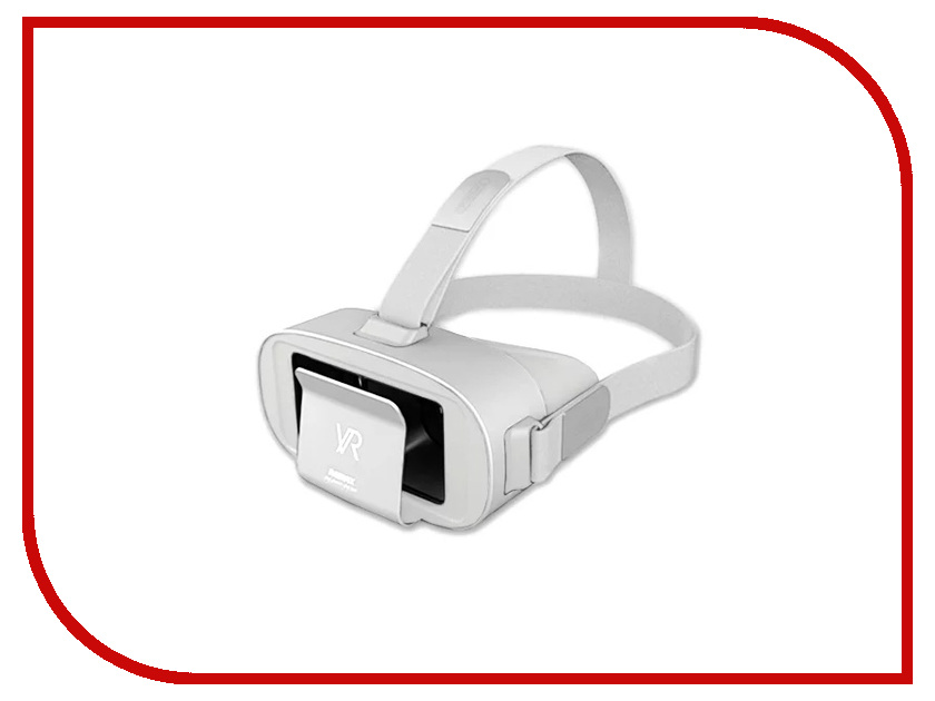 Очки виртуальной реальности Remax VR BOX RT-V05 5.5 White 800 wires soft silver occ alloy teflo aft earphone cable for ultimate ears ue tf10 sf3 sf5 5eb 5pro triplefi 15vm ln005407