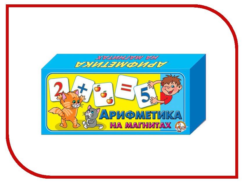 Игра Десятое Королевство Магнитные карточки Арифметика на магнитах 00249