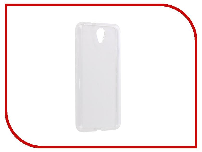 Аксессуар Чехол для Micromax Bolt Ultra 2 Q440 iBox Crystal Silicone Transparent