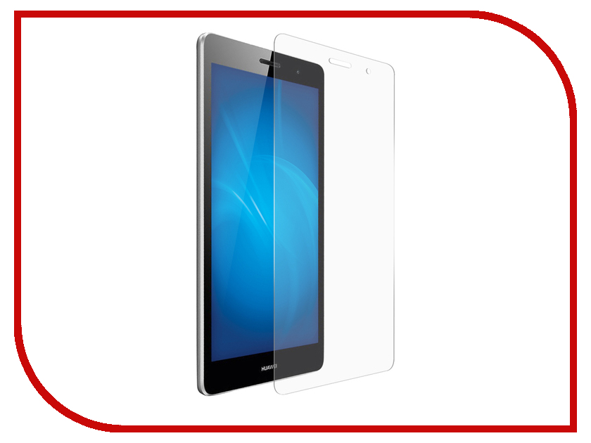 Аксессуар Защитное стекло для Huawei Mediapad T3 8.0 Red Line Tempered Glass 0.22mm УТ000015636