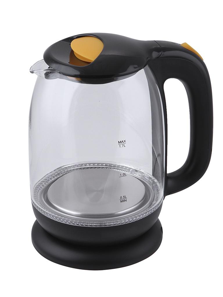 Чайник Kitfort KT-625-4 Yellow