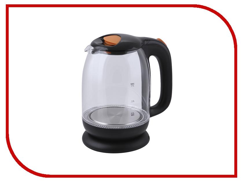 Чайник Kitfort KT-625-3 Orange чайник kitfort kt 625 6 black