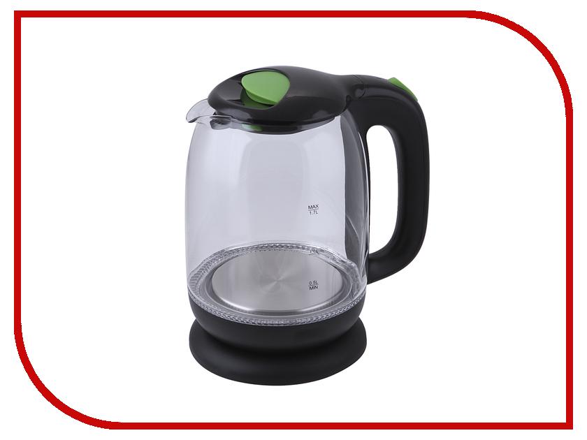 Чайник Kitfort KT-625-2 Green чайник kitfort kt 625 6 black