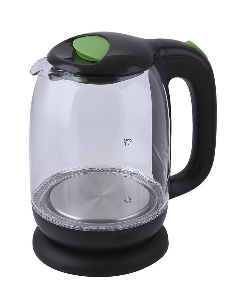 Чайник Kitfort KT-625-2 Green