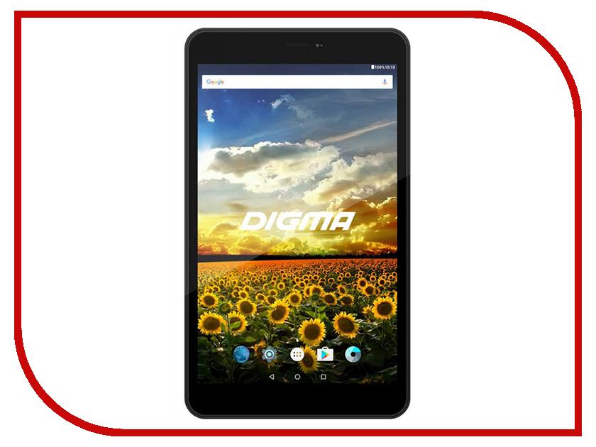 Планшет Digma Plane 8536E 3G Black (MediaTek MT8321 1.3GHz/1024Mb/8Gb/3G/Wi-Fi/GPS/Cam/8.0/1280x800/Android) планшет bq bq 7021g hit black spreadtrum sc7731 1 3 ghz 512mb 8gb 3g gps wi fi cam 7 0 1280x800 android
