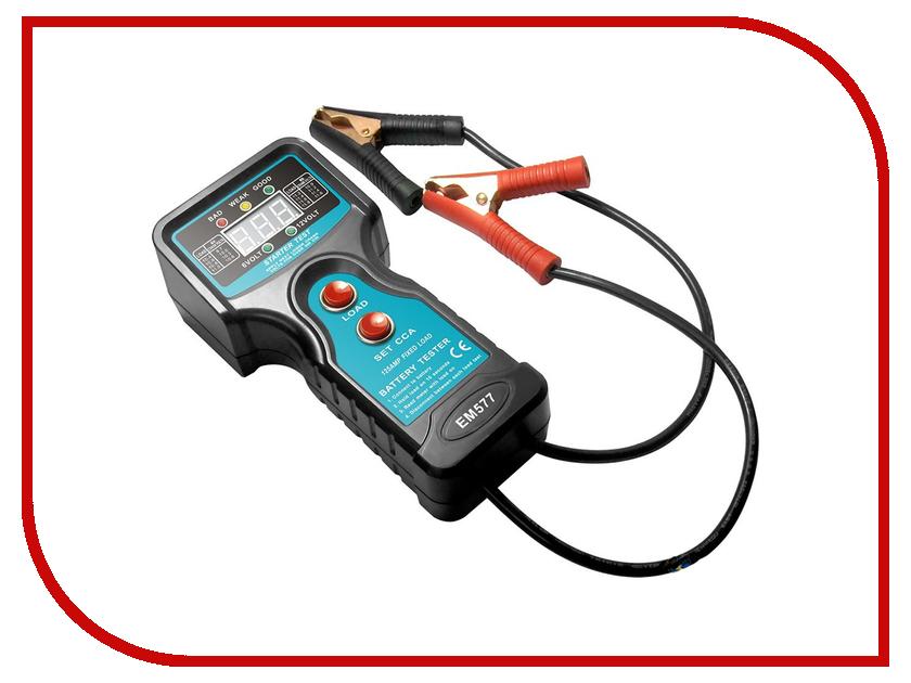 Измеритель Тестер E-SUN EM-577 для автомобильных аккумуляторных батарей