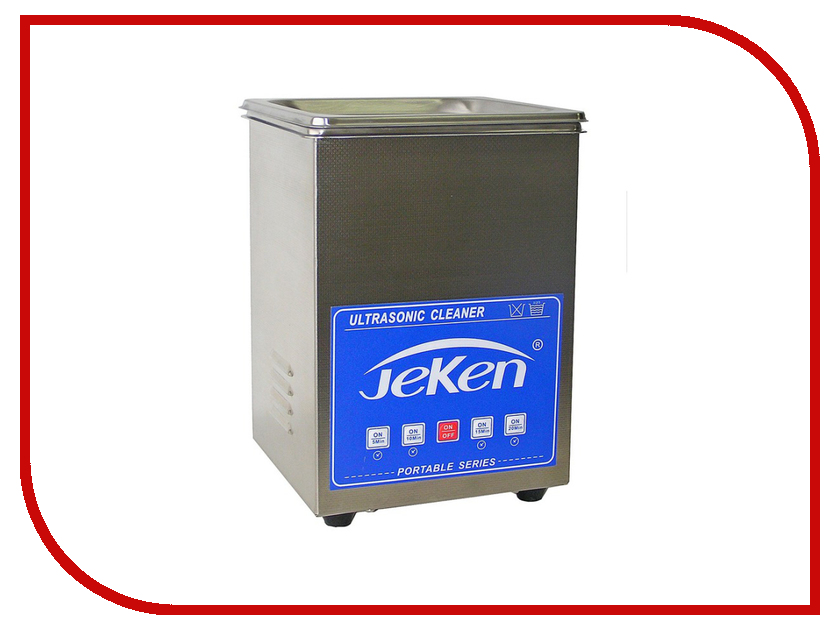 Ультразвуковая ванна Jeken PS-10 jeken ce 5200a 50w digital ultrasonic cleaning machine for glasses jewelry watches blue white