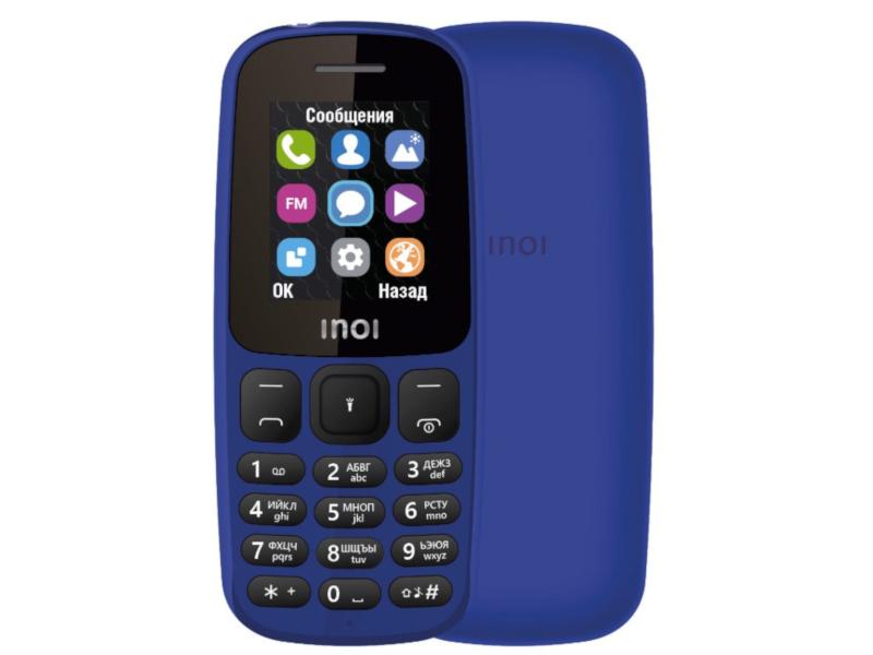 Сотовый телефон Inoi 101 Blue