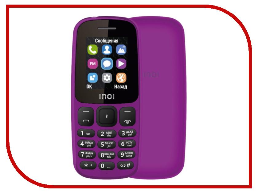Сотовый телефон Inoi 101 Violet сотовый