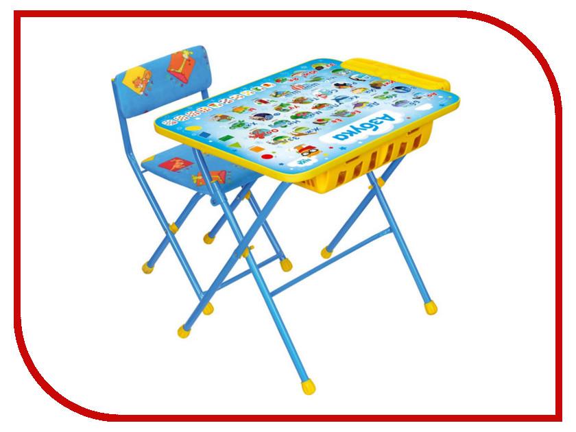 Игра Nika Азбука КУ2П/9 детский столик nika кпу2п 9 азбука