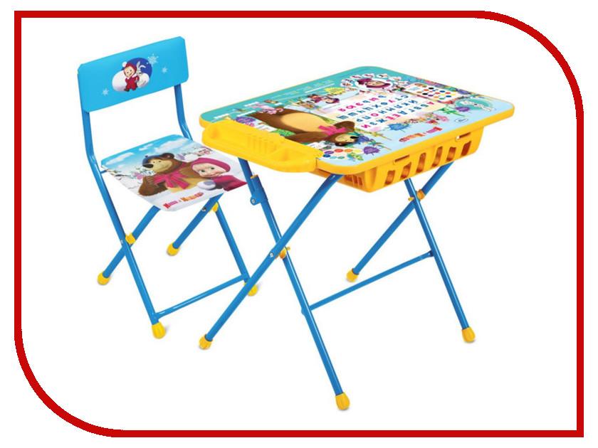 Игра Nika Маша и медведь. Азбука 2 КУ2П/2 детский столик nika ку2п 11 первоклашка осень