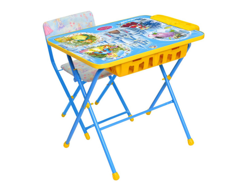 Набор детской мебели Nika Волшебный мир принцесс КУ2П/16 цена