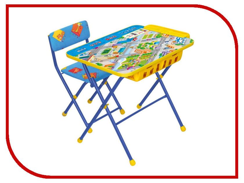 Игра Nika Правила дорожного движения КУ2П/14 детский столик nika ку2 14 правила дорожного движения