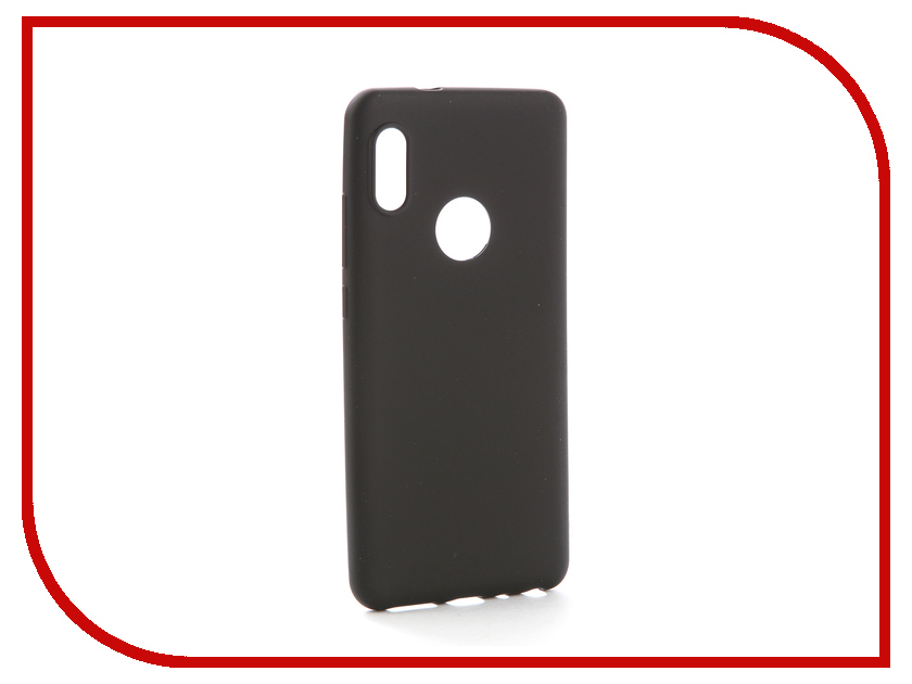 Аксессуар Чехол для Xiaomi Redmi Note 5 / 5 Pro Neypo Silicone Neon Black NSTN4411 g case slim premium чехол для xiaomi redmi note 5 note 5 pro black