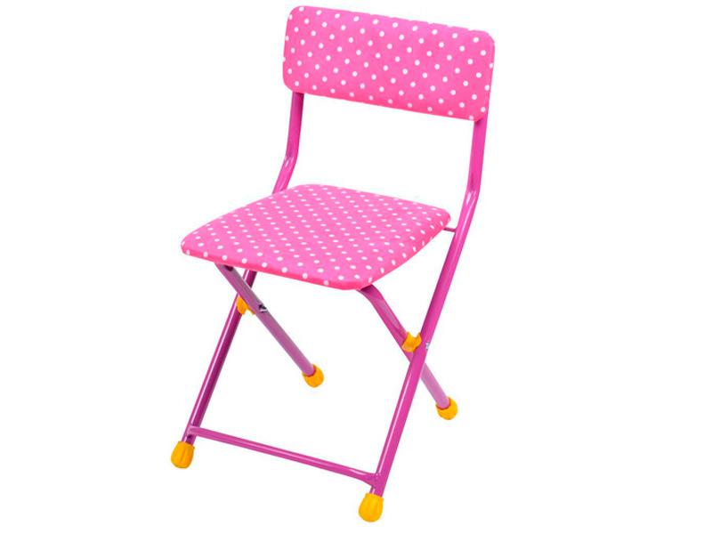 Детский стул Nika СТУ3 Сердечки Pink