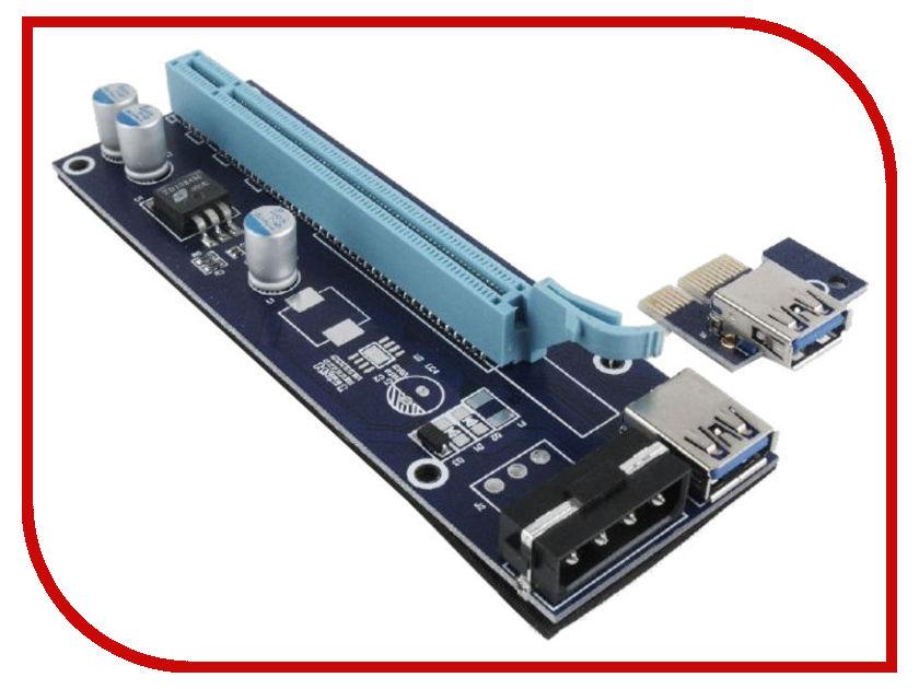 Аксессуар Адаптер Gembird RC-PCIEX-01 аксессуар