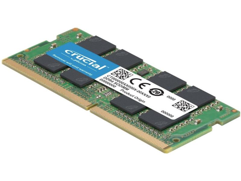 Модуль памяти Crucial CT4G4SFS624A crucial technology bls8g3d1609ds1s00