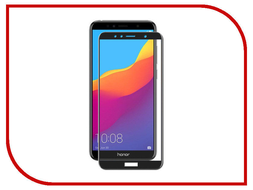 Аксессуар Защитное стекло для Huawei Honor 7A Pro Zibelino TG Full Screen 0.33mm 2.5D Black ZTG-FS-HUA-7APRO-BLK аксессуар защитное стекло для huawei honor 9 zibelino tg full screen 0 33mm 2 5d black ztg fs hua hon9 blk