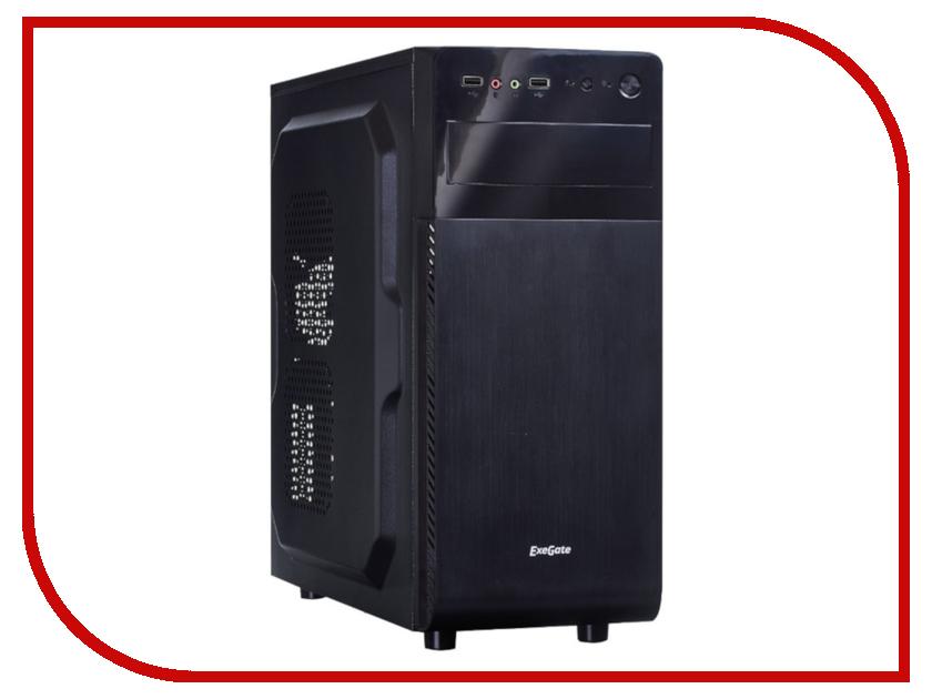 Корпус ExeGate XP-326 500W Black цены онлайн