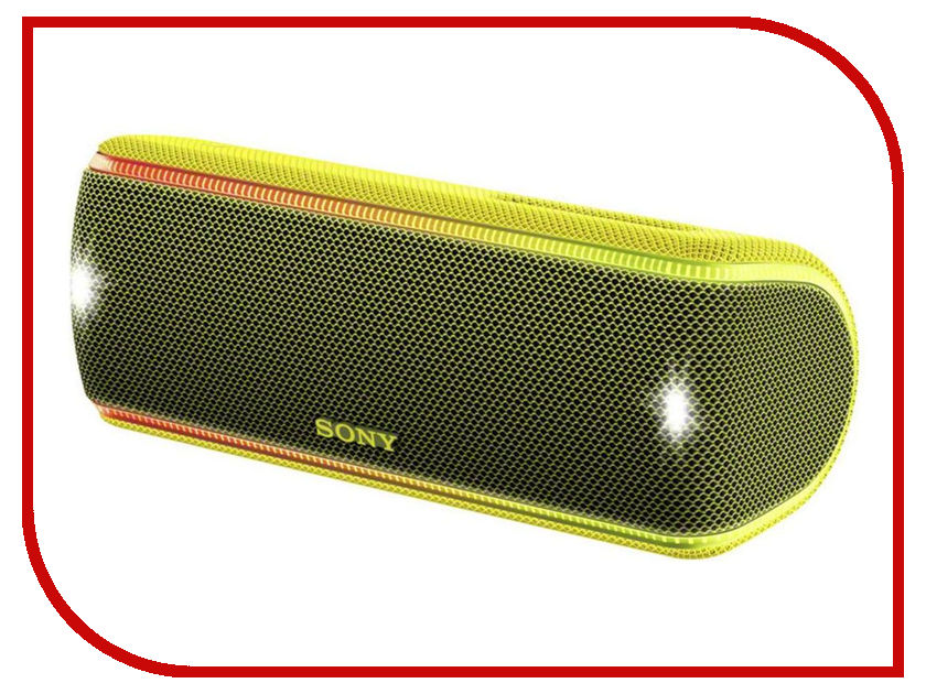 Колонка Sony SRS-XB31 Yellow