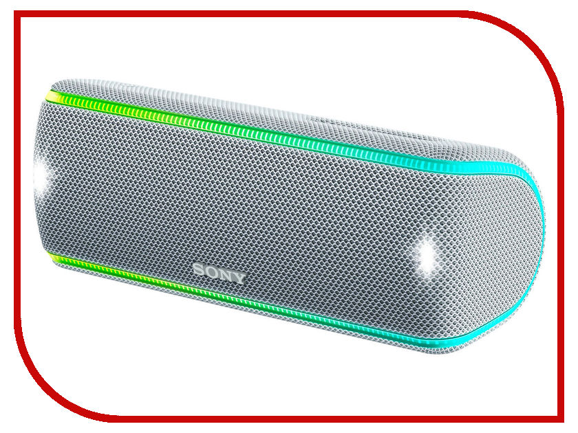 Колонка Sony SRS-XB31 White sony sony srs x11 белый