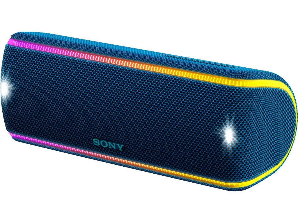 Колонка Sony SRS-XB31 Blue