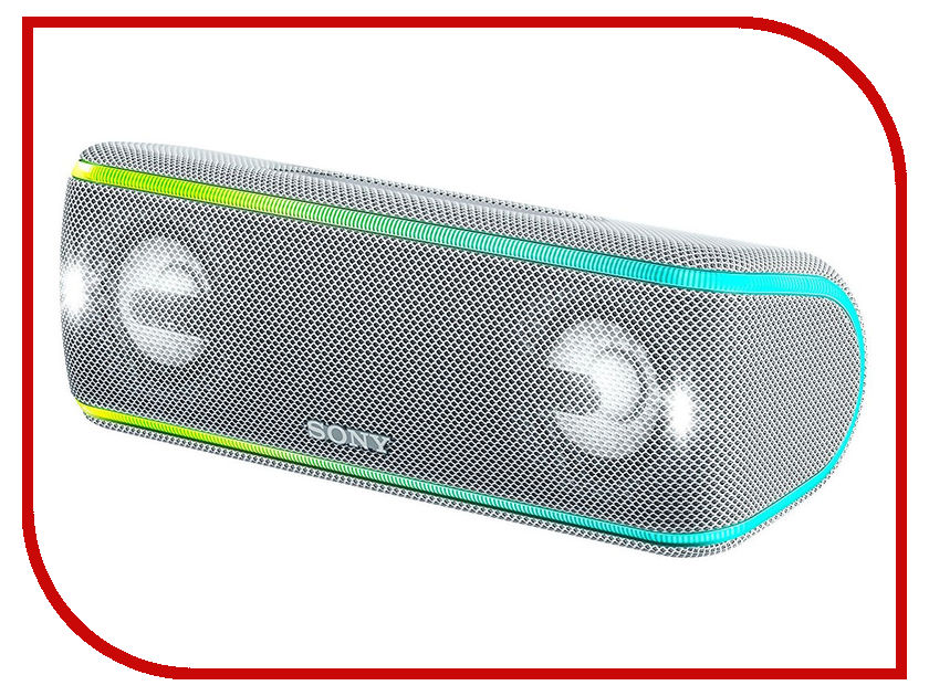 Колонка Sony SRS-XB41 White sony sony srs x11 белый