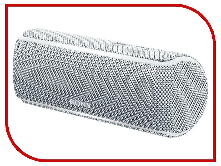 Колонка Sony SRS-XB21 White sony sony srs x11 белый