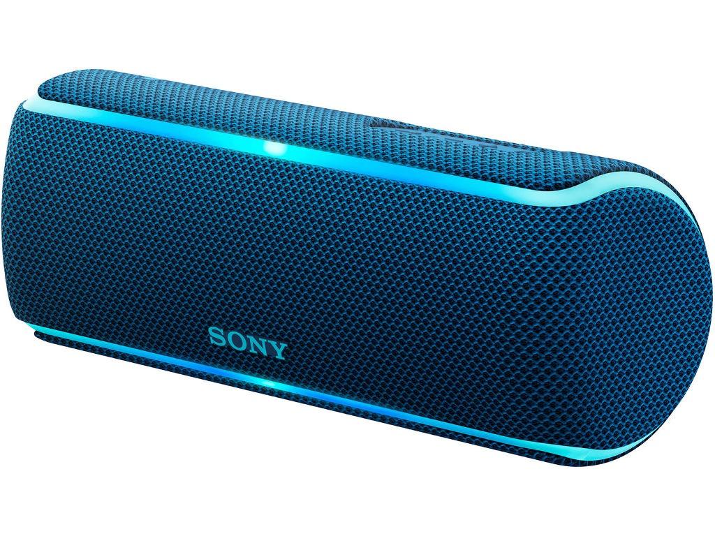 Колонка Sony SRS-XB21 Blue цена