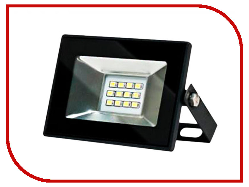 Прожектор RSV EcoLight RSV-SFL-3-10W-6K-IP65 светильник rsv rsv spl u 36w 4000k