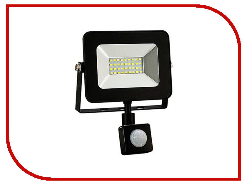 Прожектор RSV Sensor RSV-SFL-2-20W-6K-IP65SENS светильник rsv rsv spl u 36w 4000k
